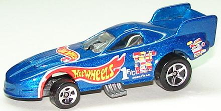 Firebird Funny Car (1997) | Hot Wheels