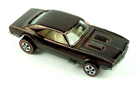 1968 Brown Custom Camaro